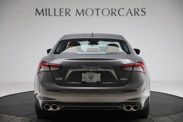 New 2021 Maserati Ghibli S Q4 GranLusso for sale Sold at Pagani of Greenwich in Greenwich CT 06830 6