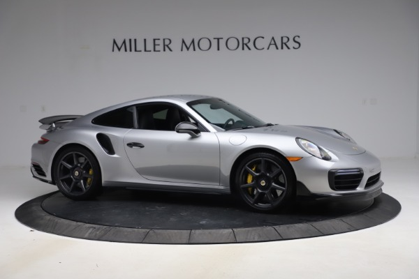 Used 2019 Porsche 911 Turbo S for sale $177,900 at Pagani of Greenwich in Greenwich CT 06830 10