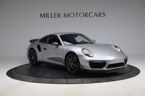 Used 2019 Porsche 911 Turbo S for sale $177,900 at Pagani of Greenwich in Greenwich CT 06830 11