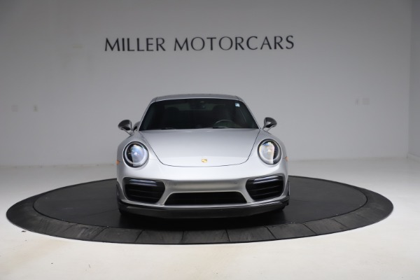 Used 2019 Porsche 911 Turbo S for sale $177,900 at Pagani of Greenwich in Greenwich CT 06830 12