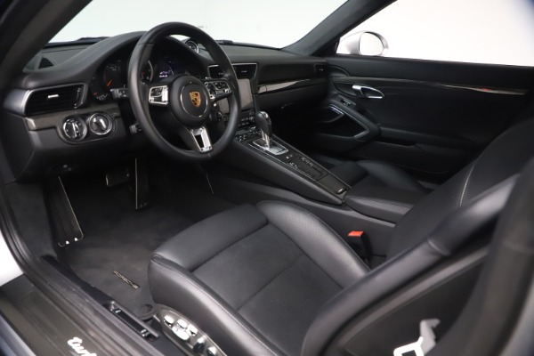 Used 2019 Porsche 911 Turbo S for sale $177,900 at Pagani of Greenwich in Greenwich CT 06830 16