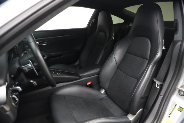 Used 2019 Porsche 911 Turbo S for sale $177,900 at Pagani of Greenwich in Greenwich CT 06830 18
