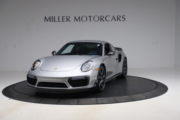 Used 2019 Porsche 911 Turbo S for sale $177,900 at Pagani of Greenwich in Greenwich CT 06830 2