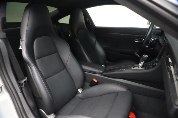 Used 2019 Porsche 911 Turbo S for sale $177,900 at Pagani of Greenwich in Greenwich CT 06830 24