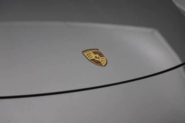 Used 2019 Porsche 911 Turbo S for sale $177,900 at Pagani of Greenwich in Greenwich CT 06830 28