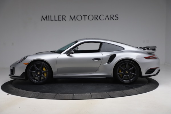 Used 2019 Porsche 911 Turbo S for sale $177,900 at Pagani of Greenwich in Greenwich CT 06830 3