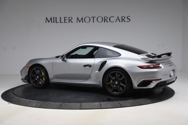 Used 2019 Porsche 911 Turbo S for sale $177,900 at Pagani of Greenwich in Greenwich CT 06830 4