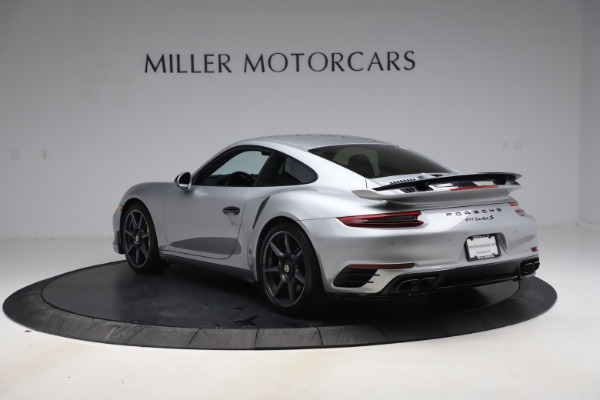 Used 2019 Porsche 911 Turbo S for sale $177,900 at Pagani of Greenwich in Greenwich CT 06830 5