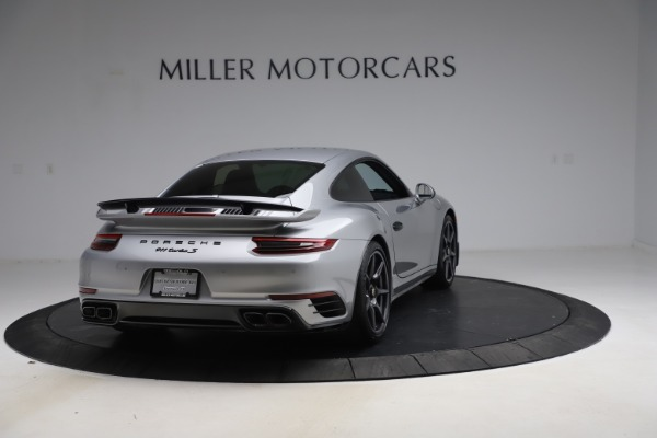 Used 2019 Porsche 911 Turbo S for sale $177,900 at Pagani of Greenwich in Greenwich CT 06830 7