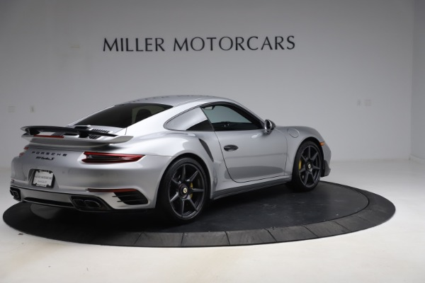 Used 2019 Porsche 911 Turbo S for sale $177,900 at Pagani of Greenwich in Greenwich CT 06830 8