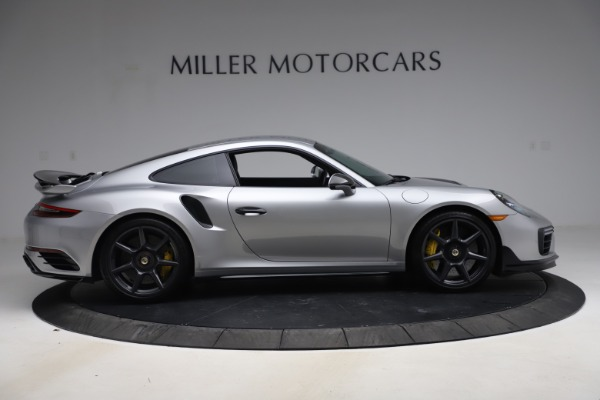 Used 2019 Porsche 911 Turbo S for sale $177,900 at Pagani of Greenwich in Greenwich CT 06830 9