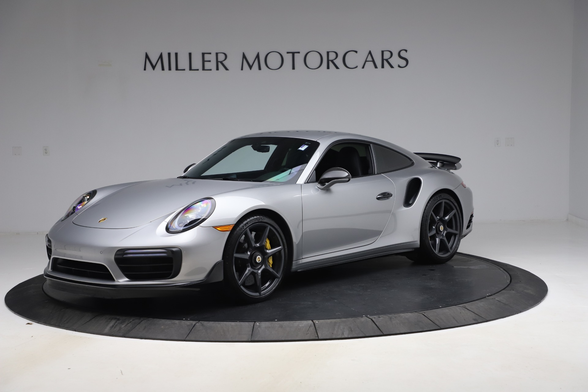 Used 2019 Porsche 911 Turbo S for sale $177,900 at Pagani of Greenwich in Greenwich CT 06830 1