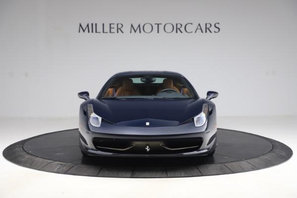 Used 2011 Ferrari 458 Italia for sale Sold at Pagani of Greenwich in Greenwich CT 06830 12