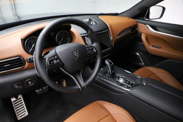 New 2021 Maserati Levante S Q4 GranSport for sale $100,185 at Pagani of Greenwich in Greenwich CT 06830 13