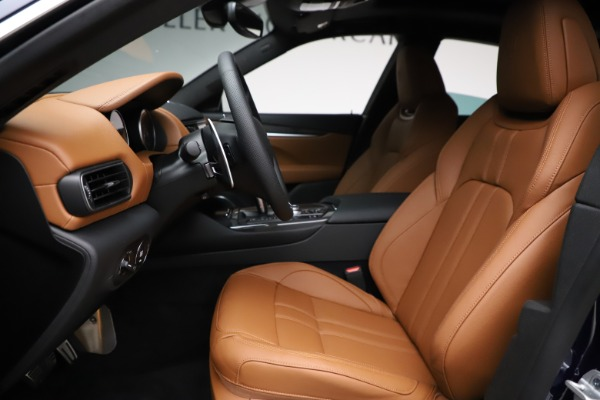 New 2021 Maserati Levante S Q4 GranSport for sale $100,185 at Pagani of Greenwich in Greenwich CT 06830 14