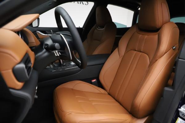 New 2021 Maserati Levante S Q4 GranSport for sale $100,185 at Pagani of Greenwich in Greenwich CT 06830 15