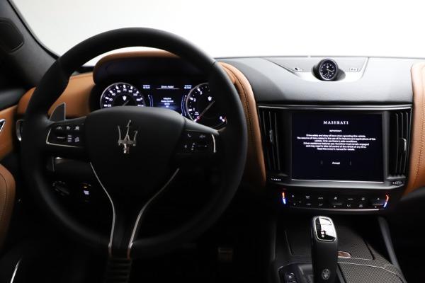 New 2021 Maserati Levante S Q4 GranSport for sale $100,185 at Pagani of Greenwich in Greenwich CT 06830 16