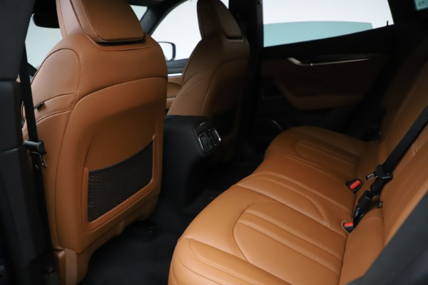 New 2021 Maserati Levante S Q4 GranSport for sale $100,185 at Pagani of Greenwich in Greenwich CT 06830 18