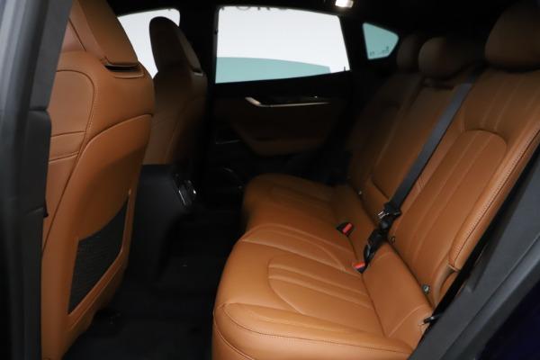 New 2021 Maserati Levante S Q4 GranSport for sale $100,185 at Pagani of Greenwich in Greenwich CT 06830 19
