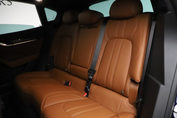 New 2021 Maserati Levante S Q4 GranSport for sale $100,185 at Pagani of Greenwich in Greenwich CT 06830 20