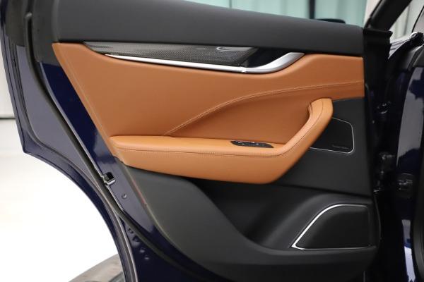 New 2021 Maserati Levante S Q4 GranSport for sale $100,185 at Pagani of Greenwich in Greenwich CT 06830 21