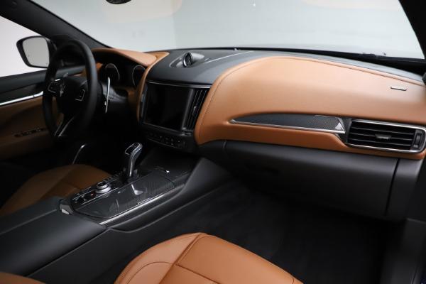 New 2021 Maserati Levante S Q4 GranSport for sale $100,185 at Pagani of Greenwich in Greenwich CT 06830 22