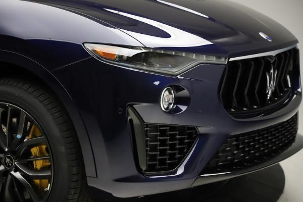 New 2021 Maserati Levante S Q4 GranSport for sale $100,185 at Pagani of Greenwich in Greenwich CT 06830 25