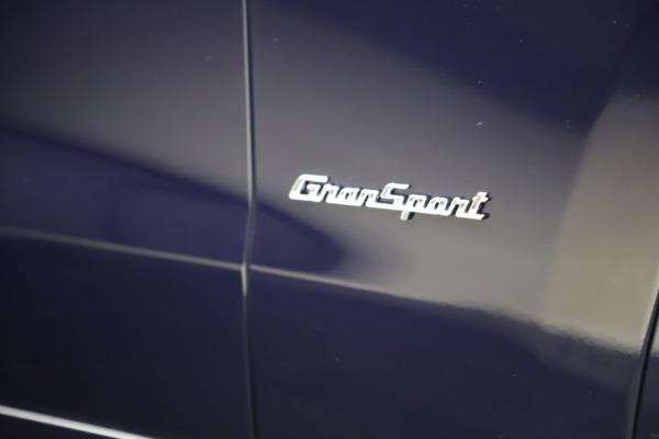 New 2021 Maserati Levante S Q4 GranSport for sale $100,185 at Pagani of Greenwich in Greenwich CT 06830 26