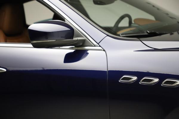 New 2021 Maserati Levante S Q4 GranSport for sale $100,185 at Pagani of Greenwich in Greenwich CT 06830 28
