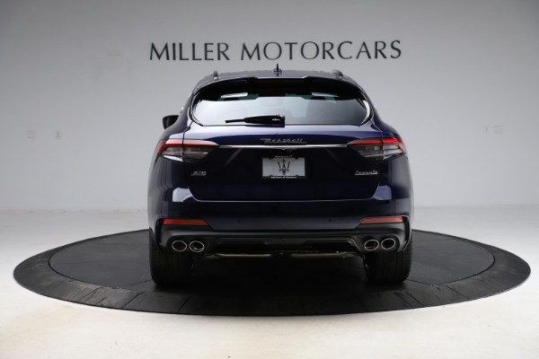 New 2021 Maserati Levante S Q4 GranSport for sale $100,185 at Pagani of Greenwich in Greenwich CT 06830 6