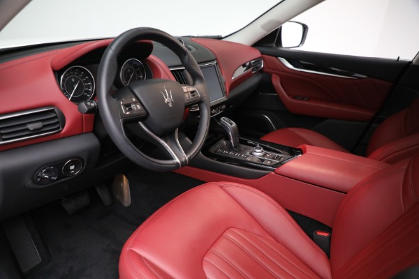 New 2021 Maserati Levante Q4 for sale Call for price at Pagani of Greenwich in Greenwich CT 06830 12