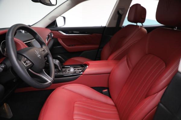 New 2021 Maserati Levante Q4 for sale Call for price at Pagani of Greenwich in Greenwich CT 06830 13