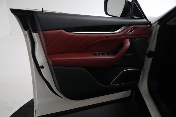 New 2021 Maserati Levante Q4 for sale Call for price at Pagani of Greenwich in Greenwich CT 06830 14