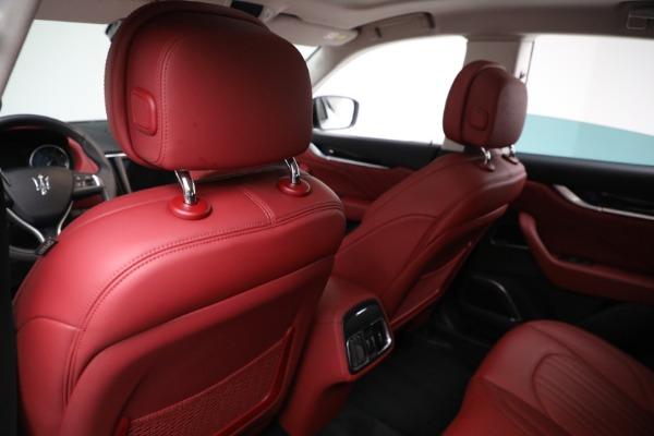 New 2021 Maserati Levante Q4 for sale Call for price at Pagani of Greenwich in Greenwich CT 06830 15