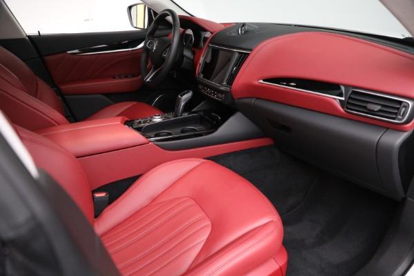 New 2021 Maserati Levante Q4 for sale Call for price at Pagani of Greenwich in Greenwich CT 06830 19