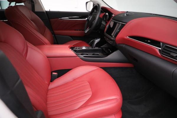 New 2021 Maserati Levante Q4 for sale Call for price at Pagani of Greenwich in Greenwich CT 06830 20