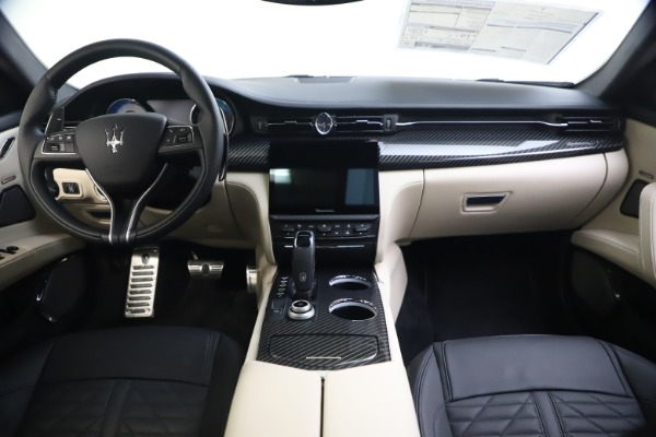 New 2021 Maserati Quattroporte S Q4 GranSport for sale $129,185 at Pagani of Greenwich in Greenwich CT 06830 16