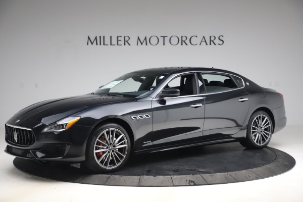 New 2021 Maserati Quattroporte S Q4 GranSport for sale $129,185 at Pagani of Greenwich in Greenwich CT 06830 2
