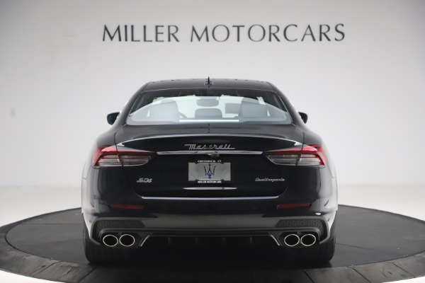 New 2021 Maserati Quattroporte S Q4 GranSport for sale $129,185 at Pagani of Greenwich in Greenwich CT 06830 6