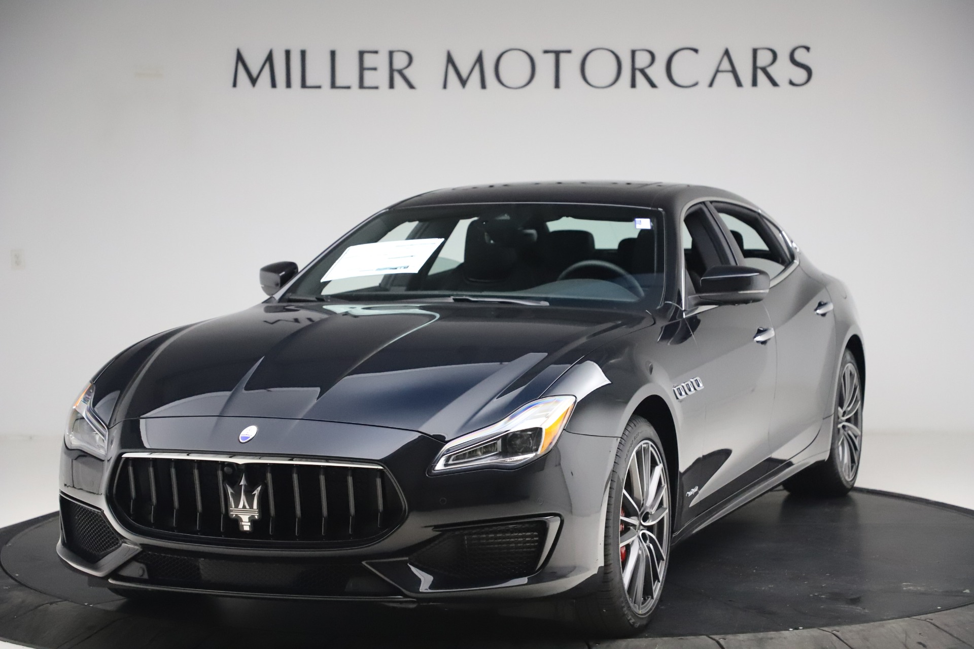 New 2021 Maserati Quattroporte S Q4 GranSport for sale $129,185 at Pagani of Greenwich in Greenwich CT 06830 1