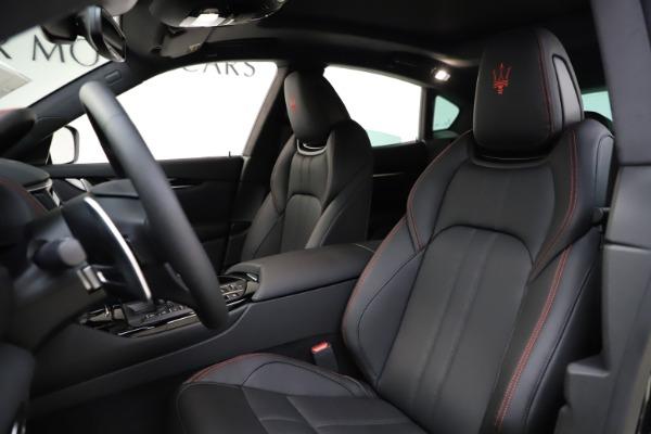 New 2021 Maserati Levante Q4 GranSport for sale $92,485 at Pagani of Greenwich in Greenwich CT 06830 13