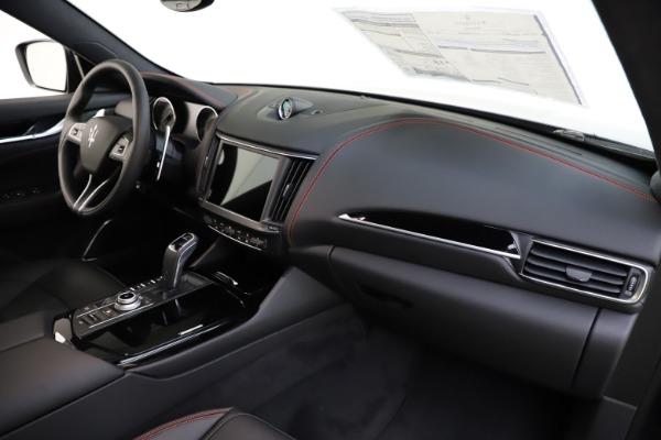 New 2021 Maserati Levante Q4 GranSport for sale $92,485 at Pagani of Greenwich in Greenwich CT 06830 23