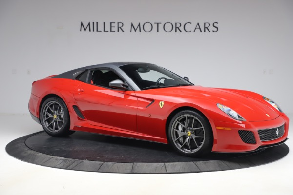 Used 2011 Ferrari 599 GTO for sale $699,900 at Pagani of Greenwich in Greenwich CT 06830 10