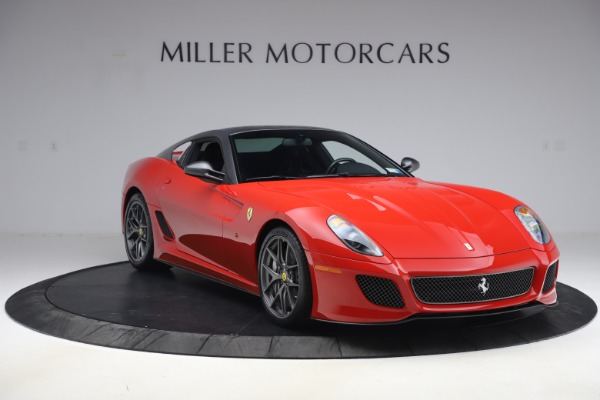 Used 2011 Ferrari 599 GTO for sale $699,900 at Pagani of Greenwich in Greenwich CT 06830 11
