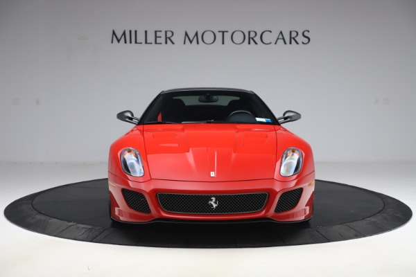 Used 2011 Ferrari 599 GTO for sale $699,900 at Pagani of Greenwich in Greenwich CT 06830 12