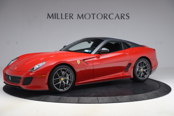 Used 2011 Ferrari 599 GTO for sale $699,900 at Pagani of Greenwich in Greenwich CT 06830 2
