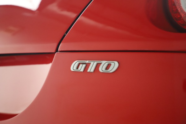 Used 2011 Ferrari 599 GTO for sale Sold at Pagani of Greenwich in Greenwich CT 06830 23