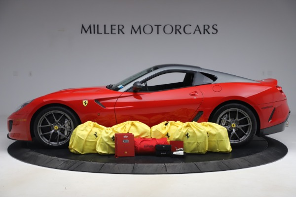 Used 2011 Ferrari 599 GTO for sale $699,900 at Pagani of Greenwich in Greenwich CT 06830 26