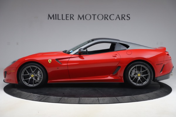 Used 2011 Ferrari 599 GTO for sale $699,900 at Pagani of Greenwich in Greenwich CT 06830 3