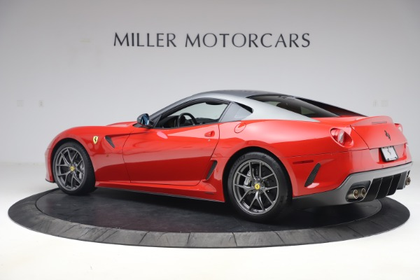 Used 2011 Ferrari 599 GTO for sale $699,900 at Pagani of Greenwich in Greenwich CT 06830 4